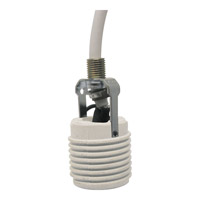 Progress Lighting Stem Kit Accessory in White P8625-30