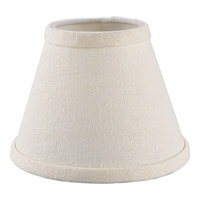 Progress Lighting Signature Shade in Creme P8632-01