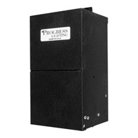 Progress P8655-31 Hide-a-Lite 5 inch Black Undercabinet Transformer photo thumbnail
