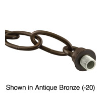 Accessories Copper Bronze Loop & Chain Hang Kit