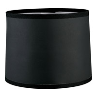 Roxbury Black Paper Shade