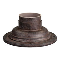 Progress Lighting Pedestal Mount in Cobblestone P8726-33