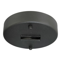 Progress Lighting Monopoint Canopy Track Component in Black P8734-31