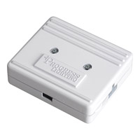 Hide-a-Lite III 4 inch White Undercabinet Junction Box