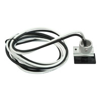 Progress Lighting Anywhere Power Feed Track Component in Black P8742-31