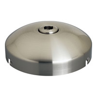 Progress Lighting Illuma-Flex Quick Connect Mono Point Flex Track Component in Brushed Nickel P8780-09