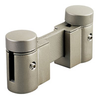 Progress Lighting Illuma-Flex Track Link Non-Powered Flex Track Component in Brushed Nickel P8795-09