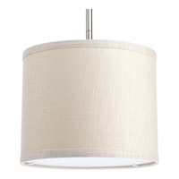 Progress P8828-56 Markor Khaki 10 inch Drum Shade