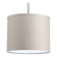 Progress Lighting Markor Drum Shade in Harvest Linen P8828-59