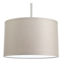 Progress Lighting Markor Drum Shade in Harvest Linen P8829-59