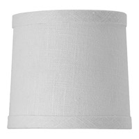 Identity Off White Linen Shade