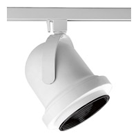 Progress Lighting Carillon 1 Light Track Head in Bright White P9209-28