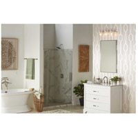 Progress P300255-151 Bowman 3 Light 25 inch Cottage White Bath Vanity Wall Light alternative photo thumbnail
