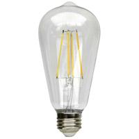 Progress F7ST19DLED927/JA8 Lamp LED ST19 E26 7 watt 120V 2700K LED Bulb