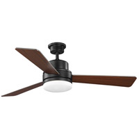 Progress P2553-129WB Trevina II 52 inch Architectural Bronze with Medium Cherry Blades Ceiling Fan
