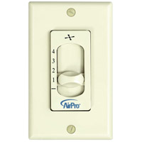 Progress P2613-95 Signature Ivory Universal Ceiling Fan Wall Control