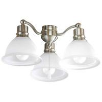 Progress P2623-09WB Madison LED Brushed Nickel Fan Light Kit