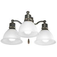 Progress P2623-20WB Madison LED Antique Bronze Fan Light Kit