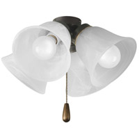 Progress P2643-20WB AirPro LED Antique Bronze Fan Light Kit