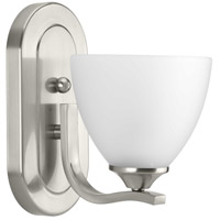 Progress Lighting Laird Collection 5-Light Brushed Nickel Bath Light P300099-009