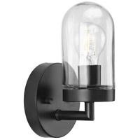 Progress P300174-143 Signal 1 Light 5 inch Graphite Bath Vanity Wall Light