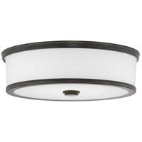 Progress P350087-020-30 Bezel Led LED 16 inch Antique Bronze Flush Mount Ceiling Light