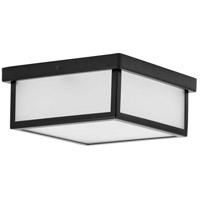 Progress P350114-031-30 Box LED LED 10 inch Black Flush Mount Ceiling Light Progress LED