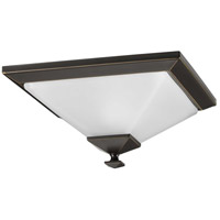 Progress P3854-20 Clifton Heights 1 Light 13 inch Antique Bronze Flush Mount Ceiling Light