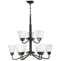 Clifton Heights 9 Light 30 inch Antique Bronze Chandelier Ceiling Light