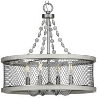 Galvanized Steel Chandeliers