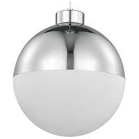 Progress P500148-015-30 Globe LED LED Polished Chrome Pendant Ceiling Light, Progress LED