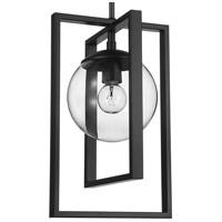 Progress P500283-031 Atwell 1 Light 8 inch Matte Black Pendant Ceiling Light
