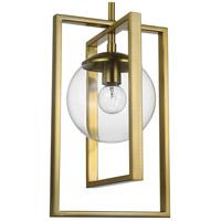 Progress P500283-109 Atwell 1 Light 8 inch Brushed Bronze Pendant Ceiling Light
