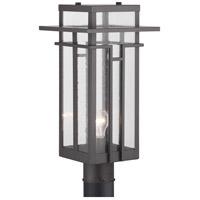 Progress P540010-020 Boxwood 1 Light 18 inch Antique Bronze Outdoor Post Lantern