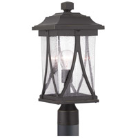 Progress P540011-020 Abbott 1 Light 19 inch Antique Bronze Outdoor Post Lantern