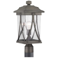 Progress P540011-103 Abbott 1 Light 19 inch Antique Pewter Outdoor Post Lantern