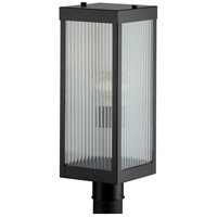 Progress P540024-031 Felton 1 Light 19 inch Black Outdoor Post Lantern