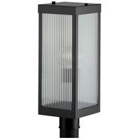 Progress P540024-031 Felton 1 Light 19 inch Matte Black Outdoor Post Lantern