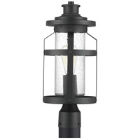 Progress P540031-031 Haslett 1 Light 18 inch Black Outdoor Post Lantern