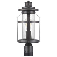 Progress P540031-103 Haslett 1 Light 18 inch Antique Pewter Outdoor Post Lantern