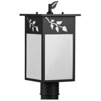 Progress P540058-020 Trellis 1 Light 15 inch Antique Bronze Outdoor Post Lantern