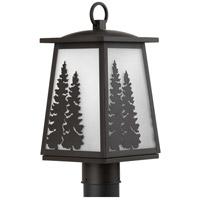 Progress P540060-020 Torrey 1 Light 15 inch Antique Bronze Outdoor Post Lantern