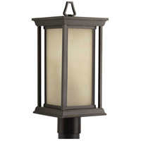 Progress P5400-20 Endicott 1 Light 18 inch Antique Bronze Outdoor Post Lantern