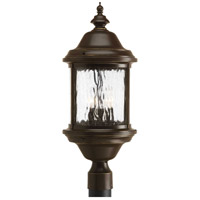 Antique Bronze Aluminum Post Lights