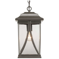 Progress P550040-020 Abbott 1 Light 8 inch Antique Bronze Outdoor Hanging Lantern