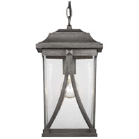 Progress P550040-103 Abbott 1 Light 8 inch Antique Pewter Outdoor Hanging Lantern