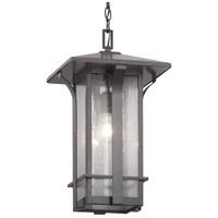 Progress P550045-020 Cullman 1 Light 11 inch Antique Bronze Outdoor Hanging Lantern Design Series