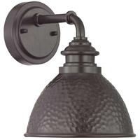 Progress P560097-020 Englewood 1 Light 10 inch Antique Bronze Outdoor Wall Lantern Small
