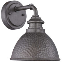 Progress P560097-103 Englewood 1 Light 10 inch Antique Pewter Outdoor Wall Lantern
