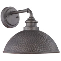 Englewood 1 Light 10 inch Antique Pewter Outdoor Wall Lantern